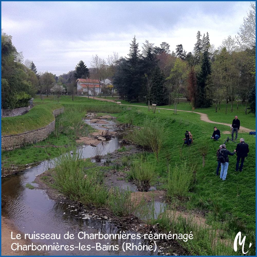 Construire Pres D Un Ruisseau méli mélo - démêlons les fils de l'eau